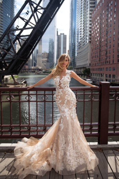 Choosing Perfect Wedding Gown For Your Big Day Vonve
